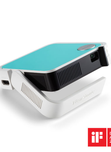 Ο σούπερ mini προβολέας ViewSonic M1 κέρδισε βραβείο σχεδιασμού iF Design Awards 2020