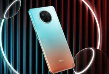Redmi Note 9 Pro 5G με κάμερα 108MP και μπαταρία 5000mAh