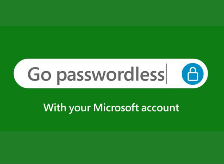 Η Microsoft καταργεί τα passwords για τους λογαριασμούς των χρηστών